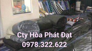 Báo giá cung cấp bạt che nắng may ép vải bạt mái che giá rẻ tại TP Việt Trì