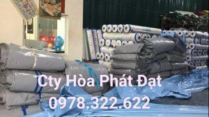 Báo giá cung cấp bạt che nắng may ép vải bạt mái che giá rẻ tại TP Cao Lãnh