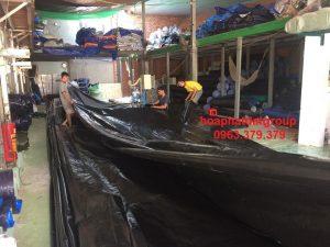 Báo giá cung cấp bạt che nắng may ép vải bạt mái che giá rẻ tại Yên Bái