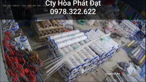 Báo giá cung cấp bạt che nắng may ép vải bạt mái che giá rẻ tại Cà Mau