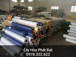 Báo giá cung cấp bạt che nắng may ép vải bạt mái che giá rẻ tại TP Long Xuyên