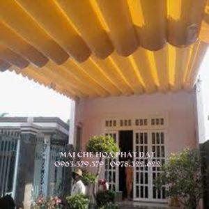 mái-xếp-di-động-2-tầng-sân-trước-nhà