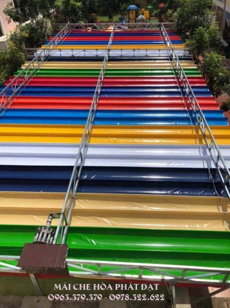 mẫu-mái-xếp-di-động-lượn-sóng-nhiều-màu
