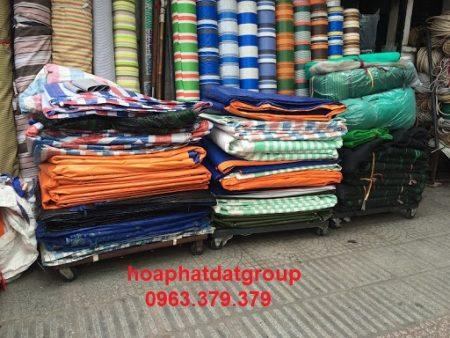 Báo giá cung cấp bạt che nắng may ép vải bạt mái che giá rẻ tại Tuyên Quang