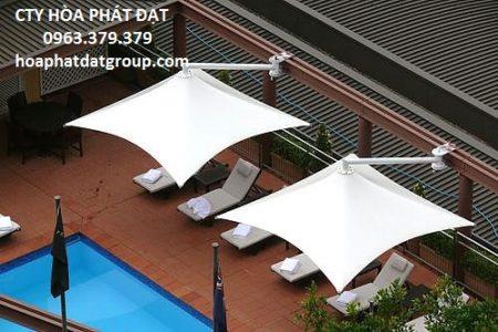 Báo giá cung cấp dù che nắng dù che mưa giá rẻ uy tín tại Quận Tân Phú