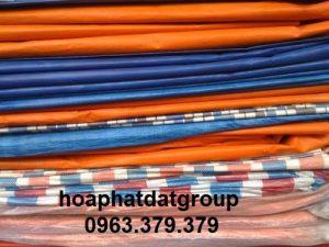 Báo giá cung cấp bạt che nắng may ép vải bạt mái che giá rẻ tại Vĩnh Long