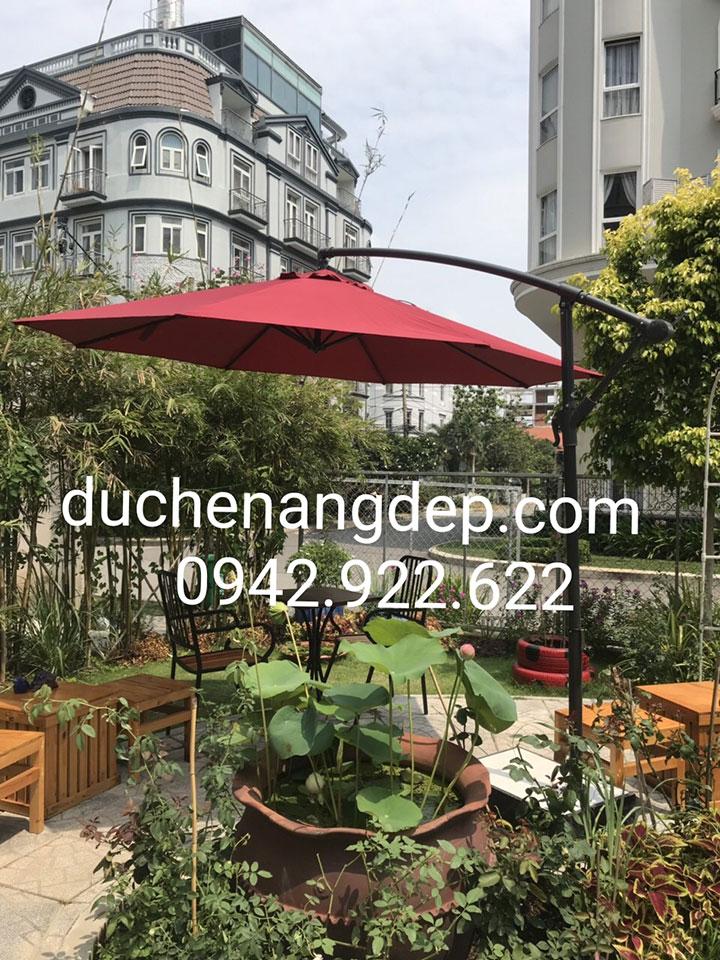 Báo giá cung cấp dù che nắng dù che mưa giá rẻ uy tín tại Bàu Bàng