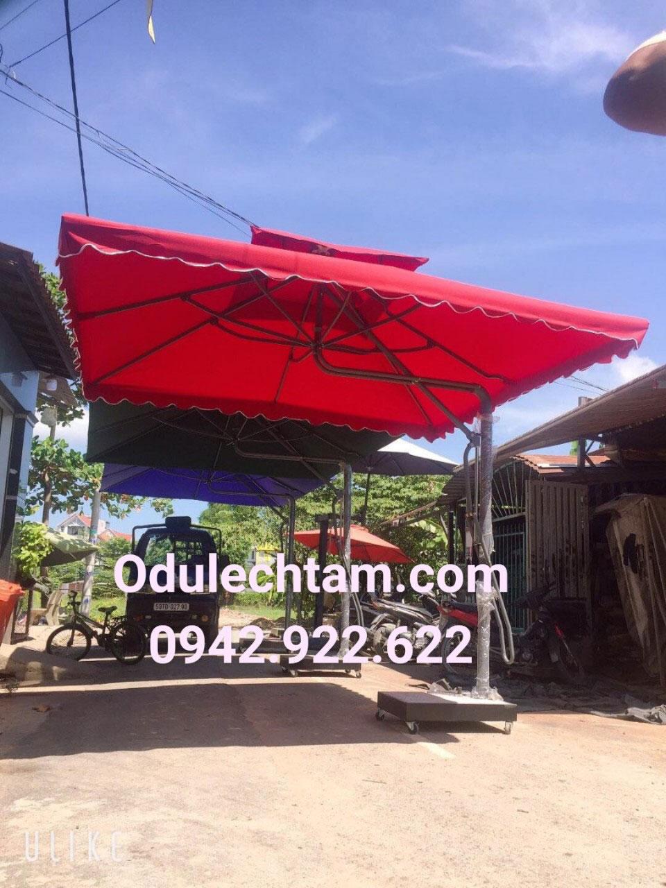 Báo giá cung cấp dù che nắng dù che mưa giá rẻ uy tín tại Thanh Oai