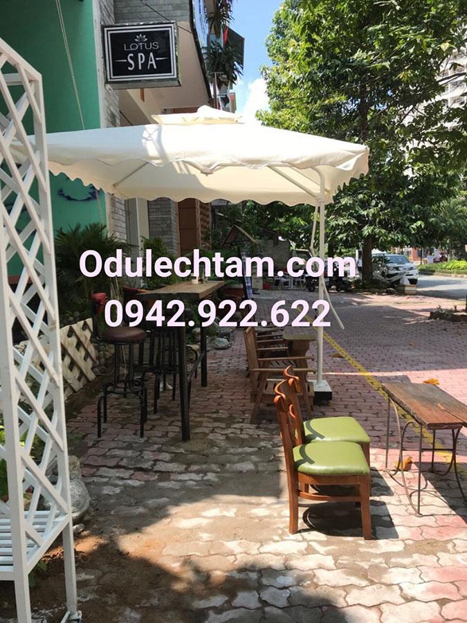 Báo giá cung cấp dù che nắng dù che mưa giá rẻ uy tín tại Xuân Lộc