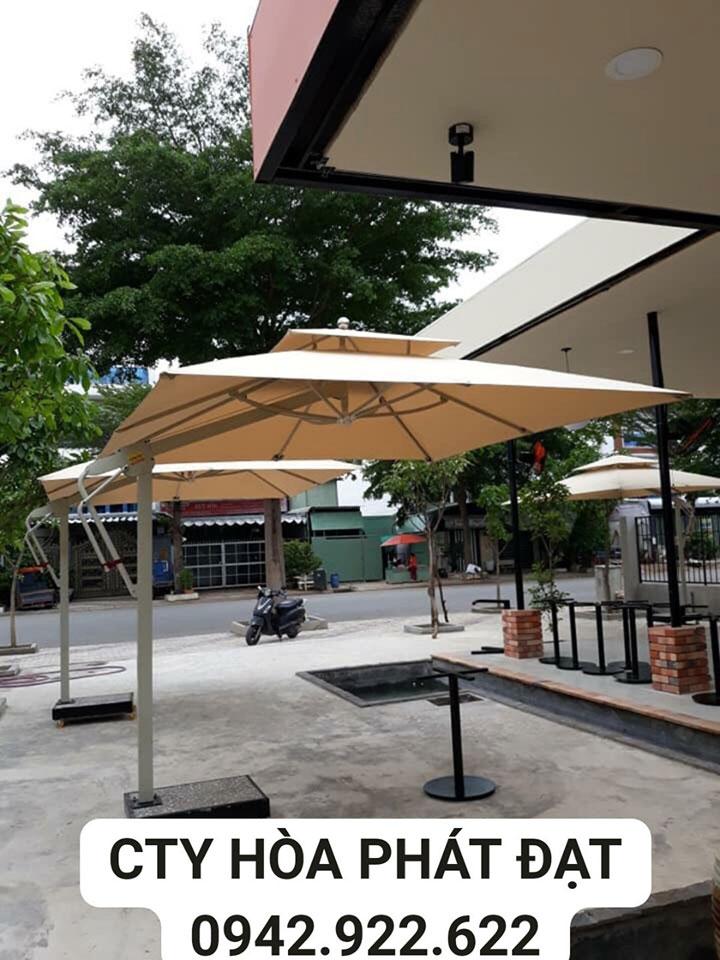 Báo giá cung cấp dù che nắng dù che mưa giá rẻ uy tín tại TP Thuận An