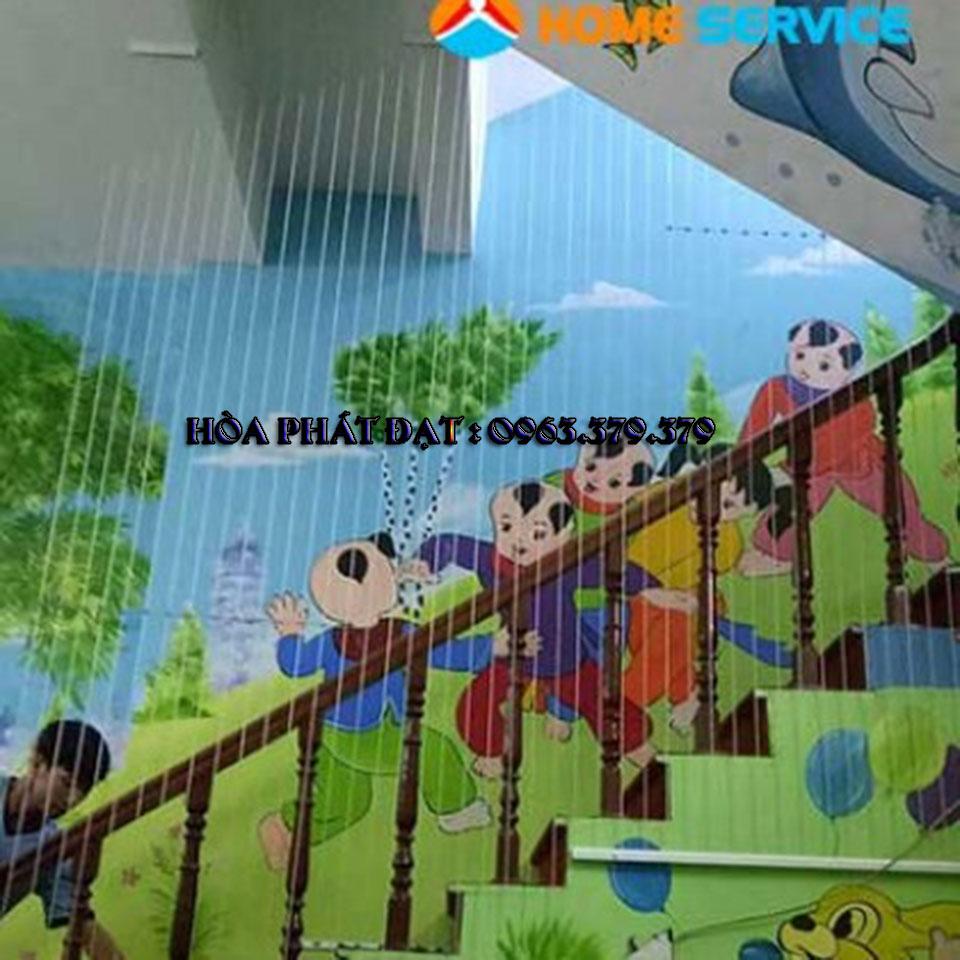 lưới-bảo-vệ-an-toàn-cầu-thang-trường-học