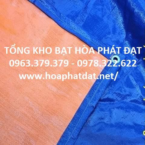 Bảng giá bạt nhựa giá rẻ, bạt nhựa khổ lớn, bạt cuộn khổ 2,4,6,8,10m x 100m giá tốt nhất thị trường
